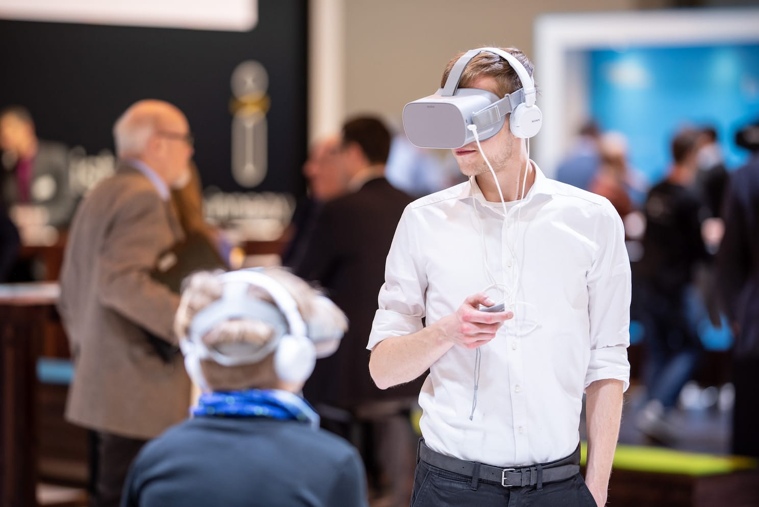 E-world Virtual Reality