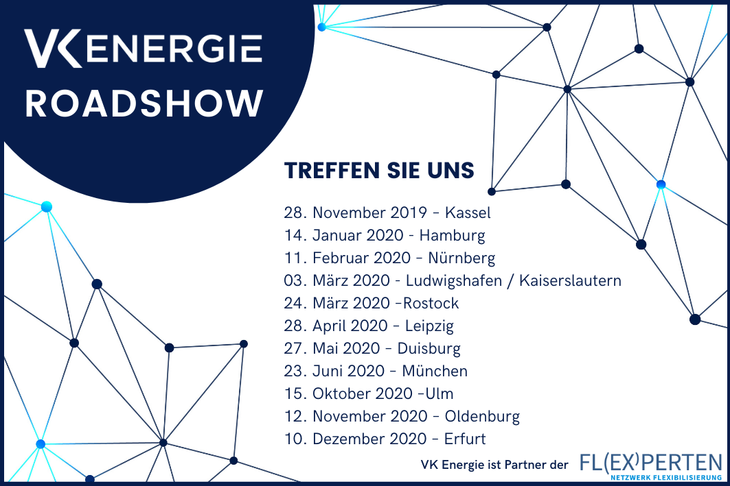 VK Energie Roadshow